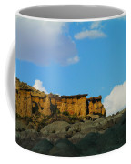 Red Rock In New Mexico Coffee Mug
