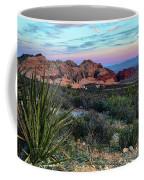 Red Rock Sunset II Coffee Mug