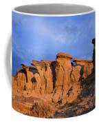 Red Rock Sunset Coffee Mug