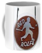 Red Rolfe (1908-1969) Coffee Mug