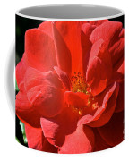 Red Rose Summer Coffee Mug