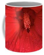 Red Saturation Point Coffee Mug