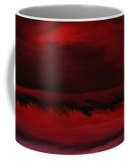 Red Sea Abstract 112711 Coffee Mug