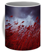 Red Sea Oats Blow In The Wind Coffee Mug