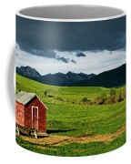 Red Shed Coffee Mug