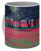 Red Shock Coffee Mug
