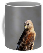 Red-shouldered Coffee Mug