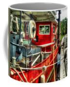 Red Shrimper Coffee Mug