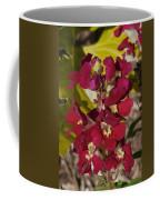 Red Silk Coffee Mug