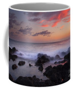 Red Sky Paradise Coffee Mug