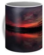 Red Sky Sunset Coffee Mug