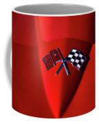 Red Stingray Badge Coffee Mug