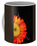 Red Sunflower IIi Coffee Mug