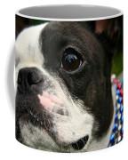 Red White And Boston Coffee Mug