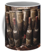 Red Wine Bottles, Covered With Mold Coffee Mug by James L. Stanfield