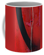 Redrum Coffee Mug by Skip Hunt