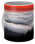 Redwood Clouds Coffee Mug