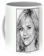 Reese Witherspoon In 2010 Coffee Mug