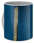 Reflected Building Coffee Mug