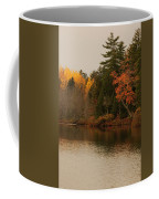 Reflecting On Autumn Coffee Mug