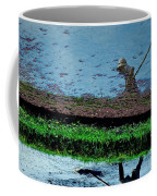 Reflecting On Rice Coffee Mug