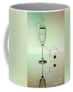 Reflection 02 Coffee Mug by Nailia Schwarz