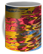 Reflection Abstraction Coffee Mug
