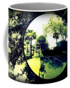 Reflection Of A Photographer Coffee Mug