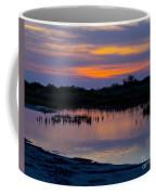 Reflection Of The Sunset Coffee Mug