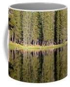 Reflections Along Summit Lake Coffee Mug