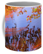 Reflections And Currents Coffee Mug