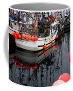 Reflections At French Creek Coffee Mug by Bob Christopher