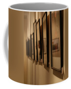 Reflections From A Series Of Painting Frames Coffee Mug