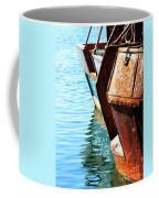 Reflections Of A Rust Bucket Coffee Mug