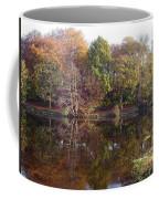 Reflections Of Autumn Coffee Mug by Rod Johnson