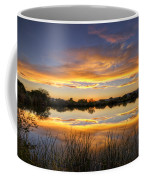 Reflections Of Gold  Coffee Mug
