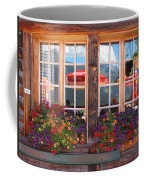 Reflections Of Switzerland Coffee Mug