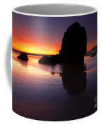 Reflections Of The Tides Coffee Mug