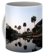 Reflections On A Day's Catch Coffee Mug