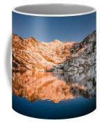 Reflections On Angel Lake Coffee Mug