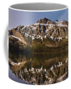 Reflections On Red Eagle Mountain Coffee Mug