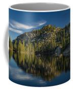 Reflections On Salmon Lake Coffee Mug
