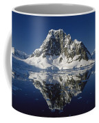 Reflections With Ice Coffee Mug by Antarctica