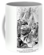 Reform School Girls, 1895 Coffee Mug