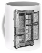 Refrigerator, C1900 Coffee Mug