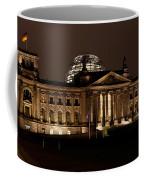Reichstag At Night Coffee Mug