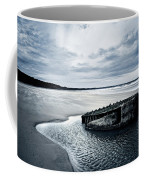 Reighton Sands Beach Coffee Mug
