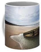 Reighton Sands Shore Coffee Mug