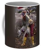 Reindeer Farm Work Coffee Mug