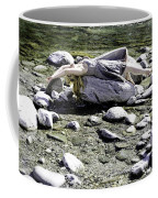 Relax Coffee Mug by Joana Kruse